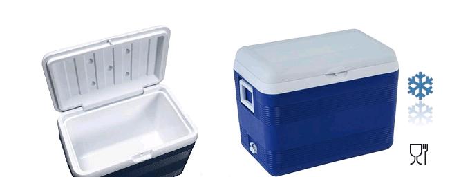 Isolatieboxen met deksel van hard plastic