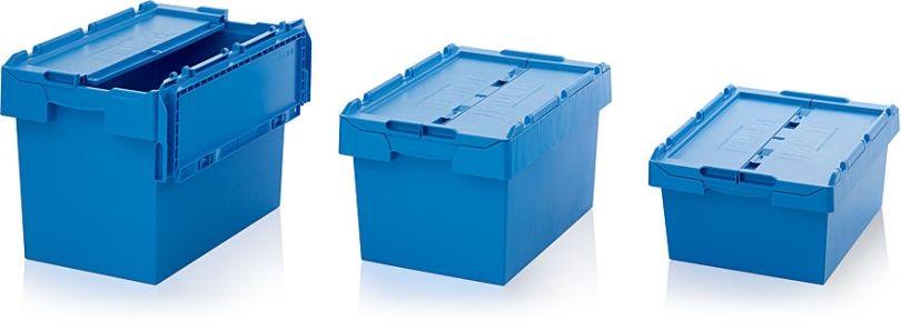 Distributiebakken - bakken met deksel