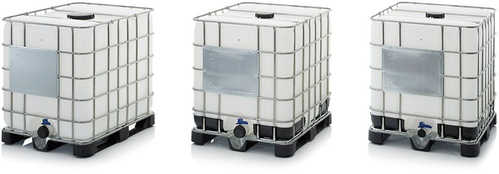 Ibc containers - watertanks